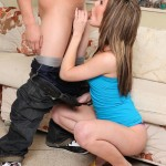Petite 18 Year Old Teen Babe Candace Cage 01