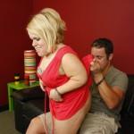 Midget Stella Marie Fucks Hard Full Sized Cock 07