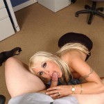 Big Tit Porn Queen Holly Halston Sucks & Strokes Cock 18