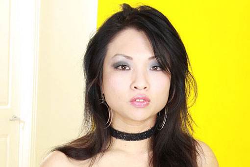 Big Titty Asian Babe Alexis Lee Squirts like a Firehose