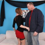 Stocking Clad Street Slut Sheena Shaw Takes A Hard Choke Fucking 09