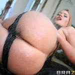 Big Booty Babe Krissy Lynn Gets Her Asshole Fucked by Hard Cock 06