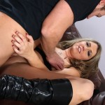 Leopard Skin Hooker Nina Rae Plays With Her Clit During Sex 02